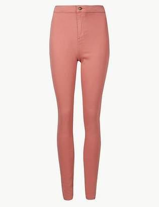 Marks and Spencer High Waist Super Skinny Jeans