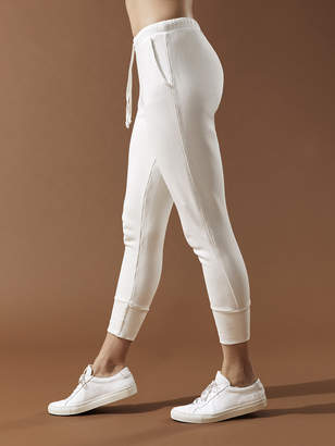 Long Sweatpant With Cuff