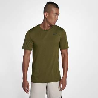Nike Breathe Men's Short Sleeve Training Top