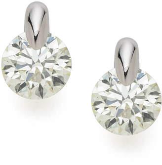 Oriental Diamond プラチナダイヤモンドピアス プラチナ