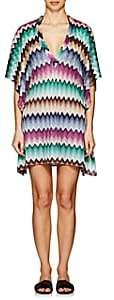 Missoni Mare Women's Zigzag-Knit Mini-Caftan - Stripe