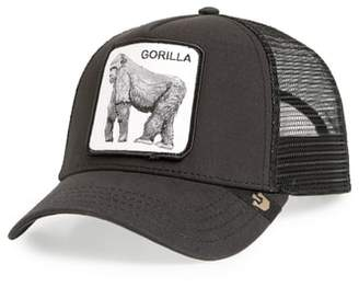 Goorin Bros. Brothers King Of The Jungle Trucker Hat