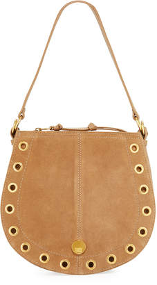 See by Chloe Kriss Small Leather Hobo Bag
