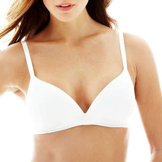JCPenney Ambrielle Back-Smoothing Wirefree Bra