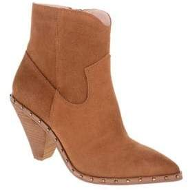 Chinese Laundry Ramble Studded Suede Booties