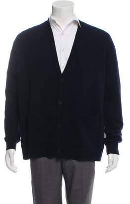 Vince Wool & Cashmere-Blend Cardigan w/ Tags