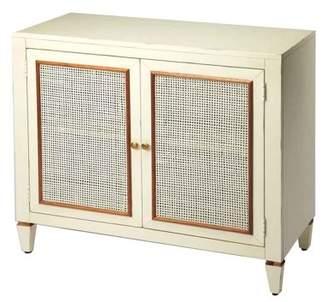 Offex Wooden Rectangular Console Cabinet