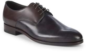 Canali Men's Classic Leather Derbys
