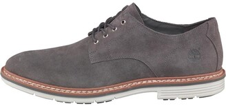 Timberland Mens Naples Trail Oxford Shoes Oxford Grey