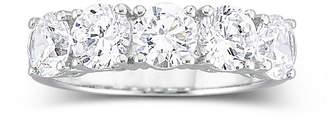 JCPenney FINE JEWELRY DiamonArt 2 1/2 CT. T.W. Cubic Zirconia Wedding Ring