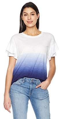 Rebel Canyon Women's Young Fashion Tee with Double Sleeve