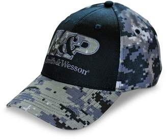 Smith & Wesson M&P by Urban Digital Camo Logo Cap Hat