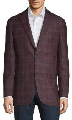 Jack Victor Conway Raspberry Sportcoat