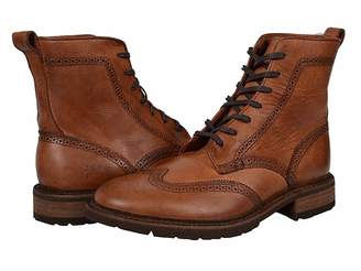 Frye James Lug Wingtip Boot Men's Lace-up Boots