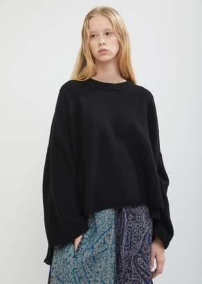 Y's Fringe Sweater