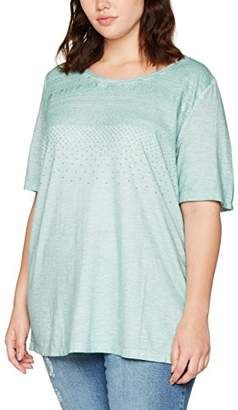 Via Appia Women's Rundhals 1/2 Arm Motiv 627906 T-Shirt