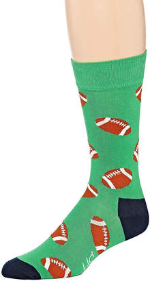 HS by Happy Socks 1 Pair Extended Crew Socks-Mens