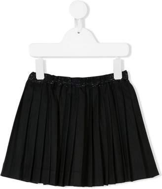 Bonpoint pleated midi skirt