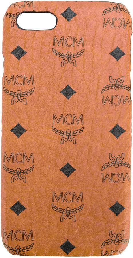 MCMMCM geometric print iPhone 7 case
