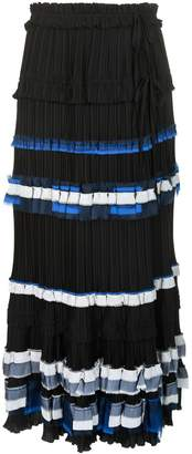3.1 Phillip Lim Phillip Lim Striped Skirt