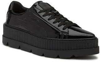 FENTY PUMA by Rihanna Pointed Patent Leather Platform Sneaker (Unisex)