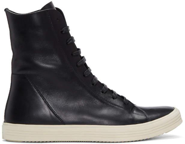Rick Owens Mastodon High-Top Sneakers N1pJwO