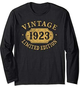96 years old 96th B-day 1923 Limited Birthday Gift T-Shirt