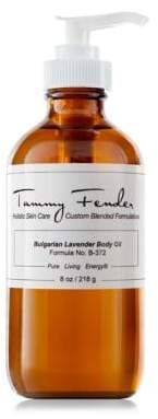 Tammy Fender Bulgarian Lavender Body Oil/8 oz.