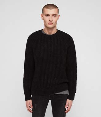 AllSaints Mast Crew Sweater