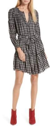 Rebecca Taylor Plaid Dress