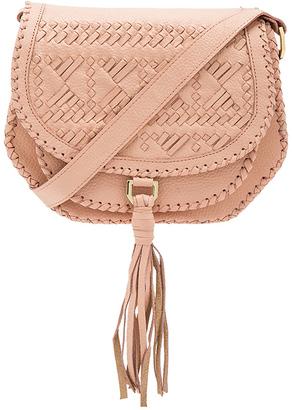 Cleobella Goldie Saddle Bag $369 thestylecure.com