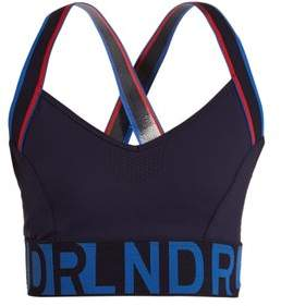 Lndr - Wild Thing Performance Bra - Womens - Navy