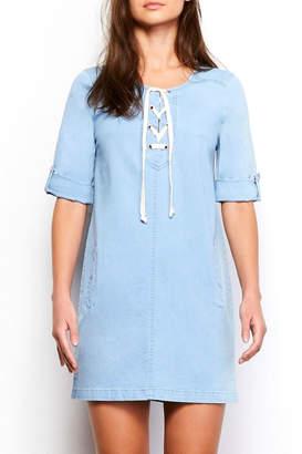 BB Dakota Minnie Chambray Dress