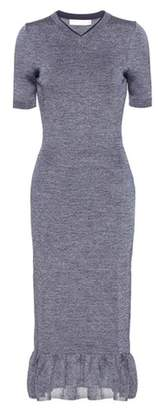 Victoria Beckham Mélange dress