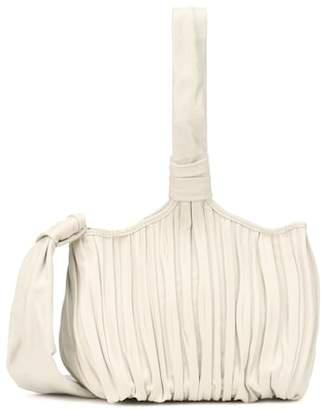 Max Mara Ketty leather shoulder bag
