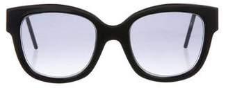 Christian Dior Oversized Gradient Sunglasses
