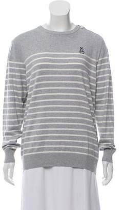 Psycho Bunny Lightweight Striped Sweater