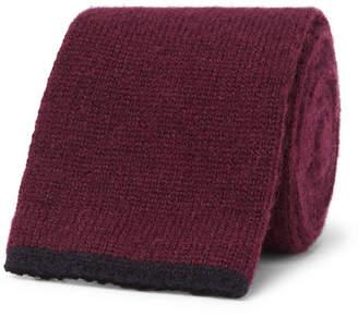 Brunello Cucinelli 6.5cm Knitted Cashmere Tie