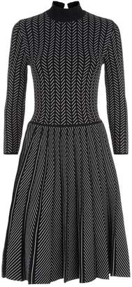 Emporio Armani Stretch Knit Dress