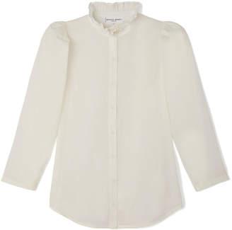 Apiece Apart Marijn Button-Up Blouse