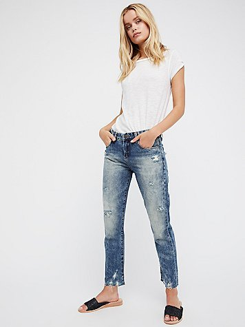 Blank NYCThrift Score Straight Leg Jeans by Blank NYC