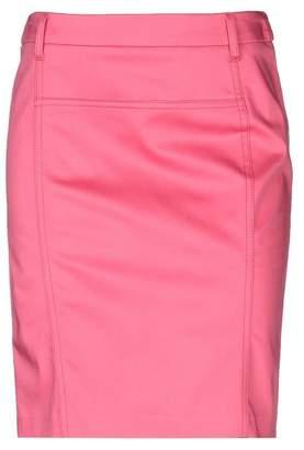 Versace Knee length skirt
