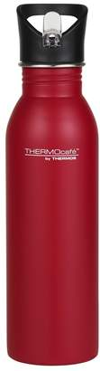 Thermos 700ml Stainless Steel Hydration Bottle With Straw Red