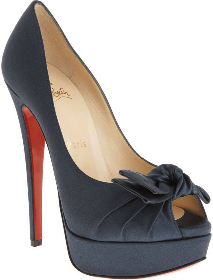 Christian Louboutin Madame Butterfly Pump
