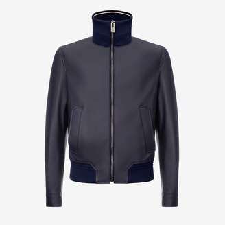 Bally NAPPA LEATHER BOMBER JACKET