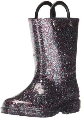 Western Chief Kids' Glitter Rain Boot