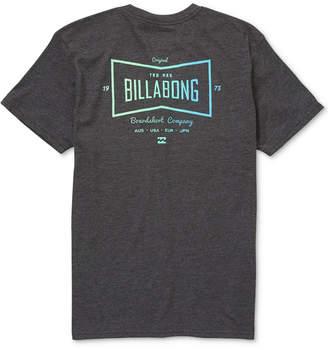 Billabong Men's Craftsman Logo T-Shirt