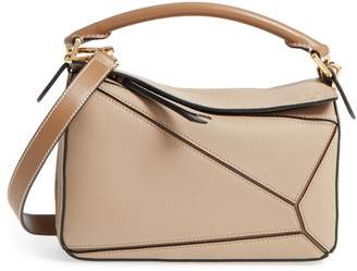 Loewe Small Puzzle Leather Bag