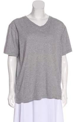 DKNY Jersey Short Sleeve Top