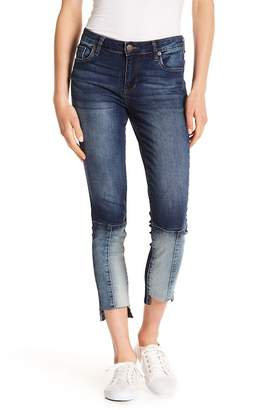 STS Blue Step Hem Ankle Jeans